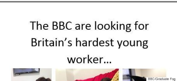 BBC2 Is Putting On A Show Pitting Jobless Youths Against Each Other To Compete For Cash Prizes