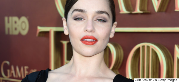 Emilia Clarke Reveals Why She Turned Down 'Fifty Shades'