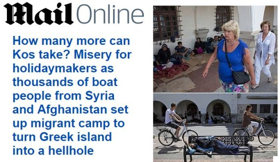daily mail kos migrants hellhole