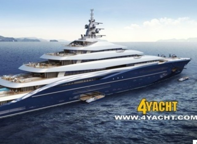 le plus gros yacht du monde en vente pour 700 millions d 39 euros. Black Bedroom Furniture Sets. Home Design Ideas