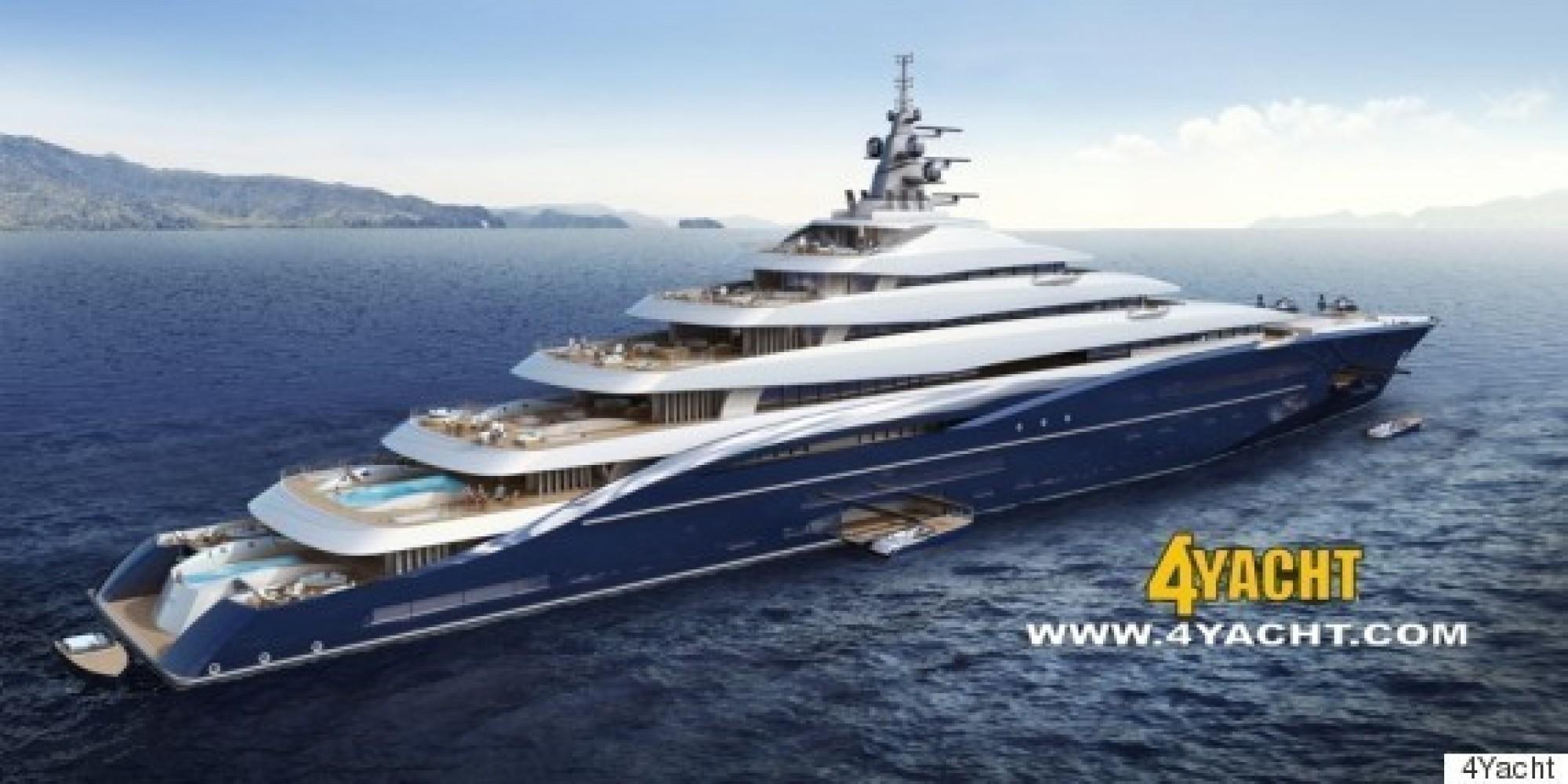 Le Plus Gros Yacht Du Monde En Vente Pour 700 Millions D 39 Euros