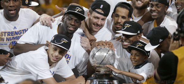 GOLDEN STATE VS. CLEVELAND,<BR>LA FINAL DE LA NBA