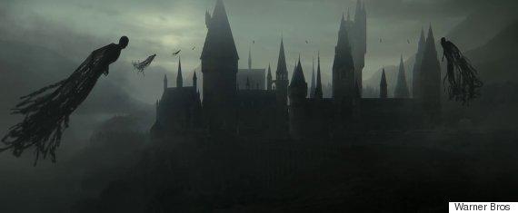 harry potter dementor
