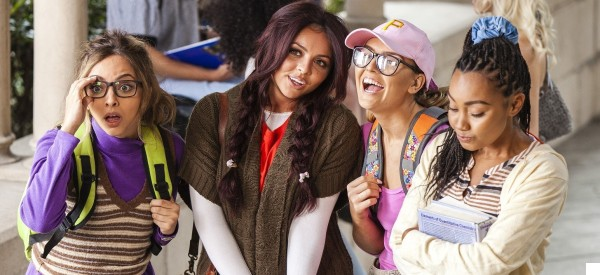 Little Mix Go Back To School In New Video