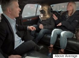 Alec Baldwin Gives Couple Hilarious Surprise Therapy Session