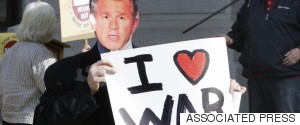 IRAQ WAR GEORGE BUSH