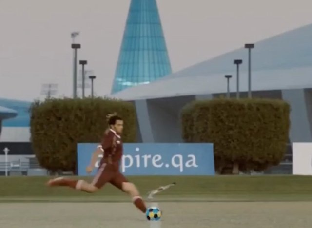 Vid o fifa un trailer honn te de la coupe du monde au for Maison du monde qatar