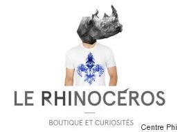 Un Rhinocéros signé Centre Phi à C2MTL