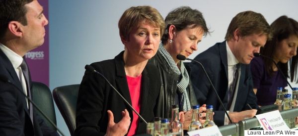 Yvette Cooper Coming Through The Middle? Now Ahead In MP Endorsements