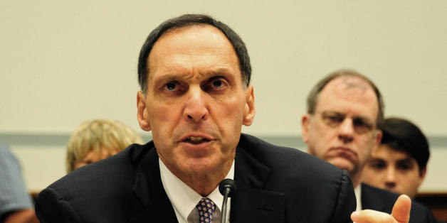 Dick Fuld, Disgraced Former CEO Of Lehman Brothers, Makes Bizarre ...