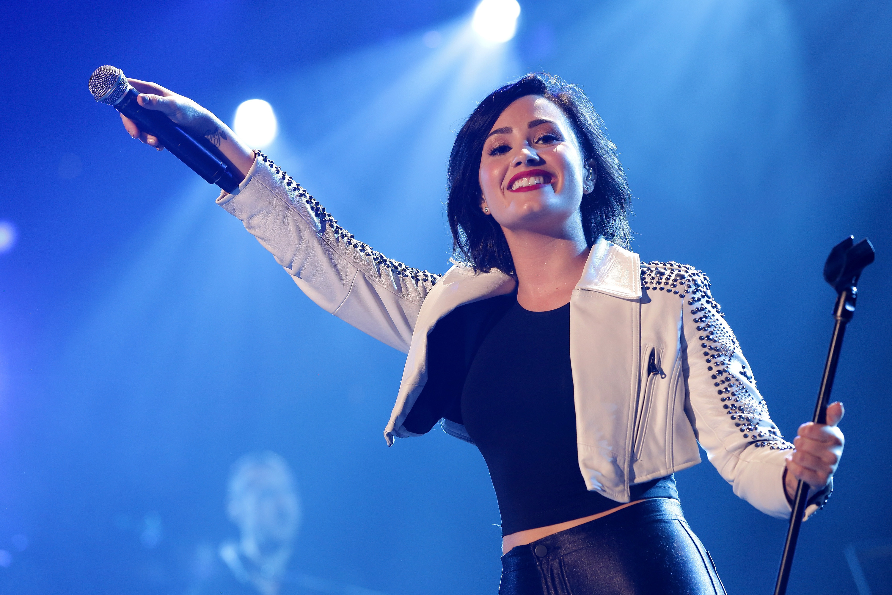 Demi Lovato On Fighting Mental Illness Stigma And Finding