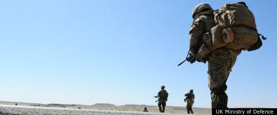 BRITS IN AFGHANISTAN