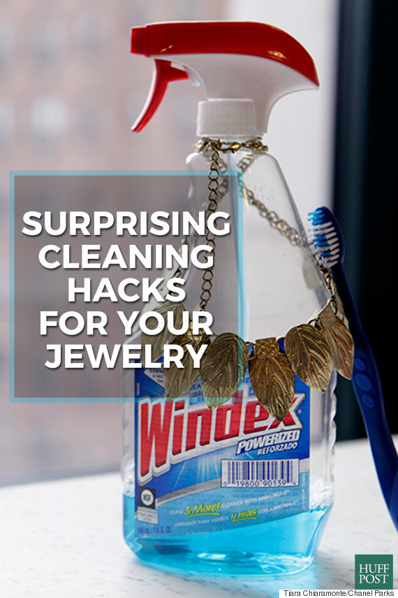 How To Clean Your Jewelry With Ketchup Plus More Surprising Bling