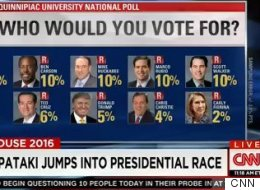 Media Grapple With Huge 2016 Presidential Field