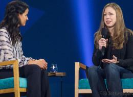 Chelsea Clinton: «Nous avons encore beaucoup de travail à accomplir»