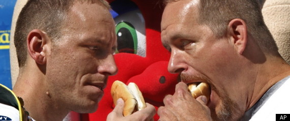 STATE COMPETITIVE EATING