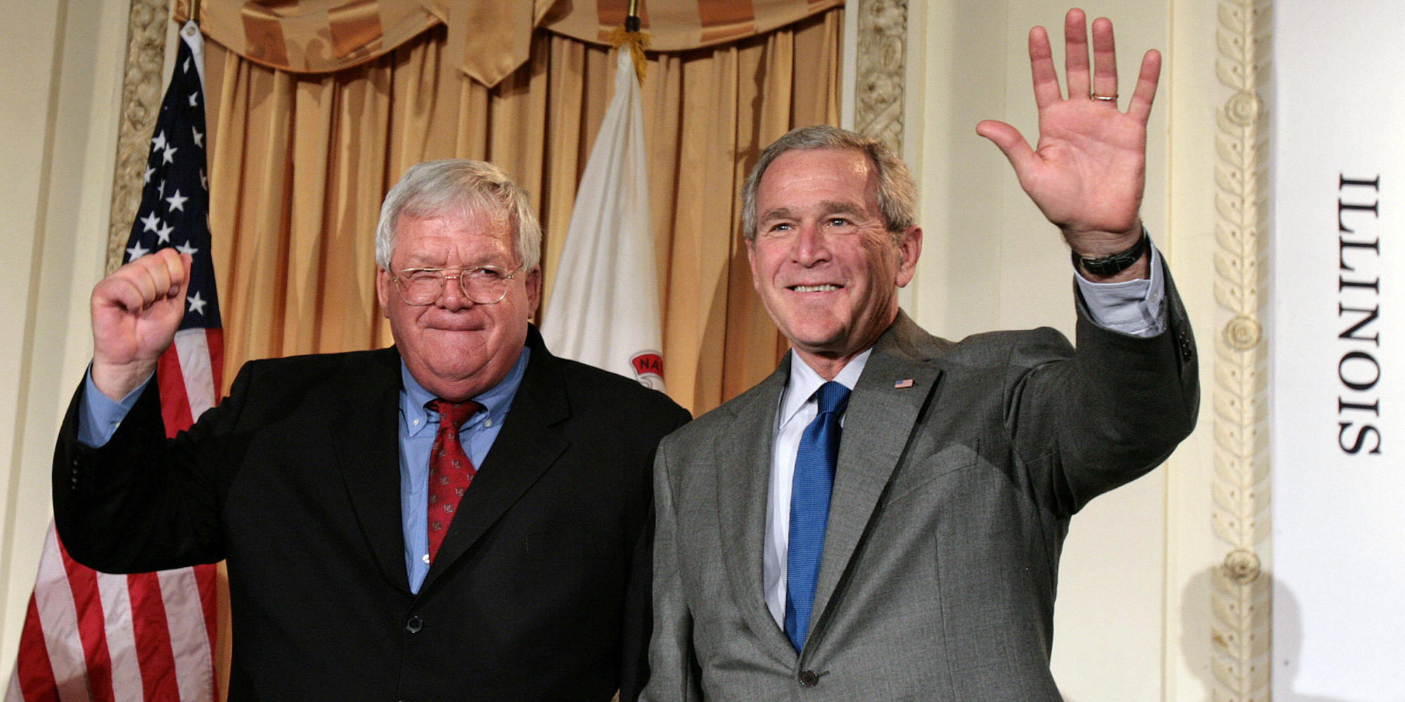 Patriot Act That Dennis Hastert Passed Led To His ...