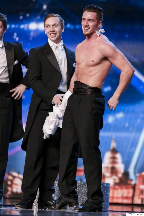 'Britain's Got Talent': The Beat Brothers Dancer Joe