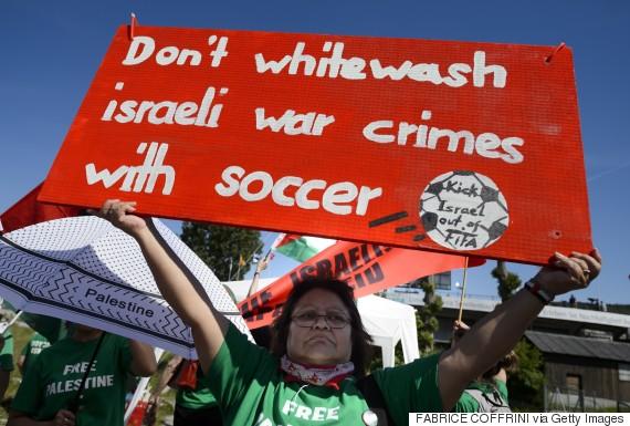 fifa palestine