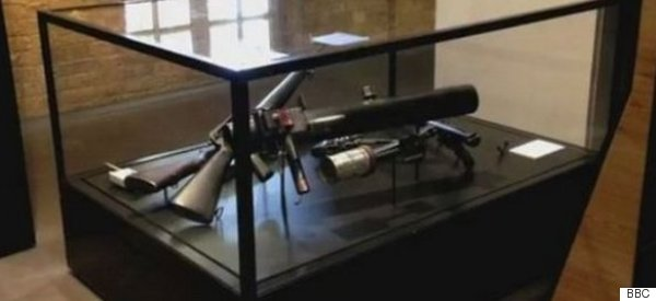 Assault Rifle Used In Seven Unsolved Murders Has Been Discovered On Display In A Museum