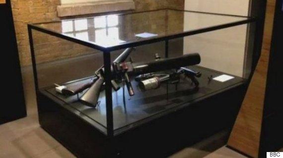 imperial war museum gun