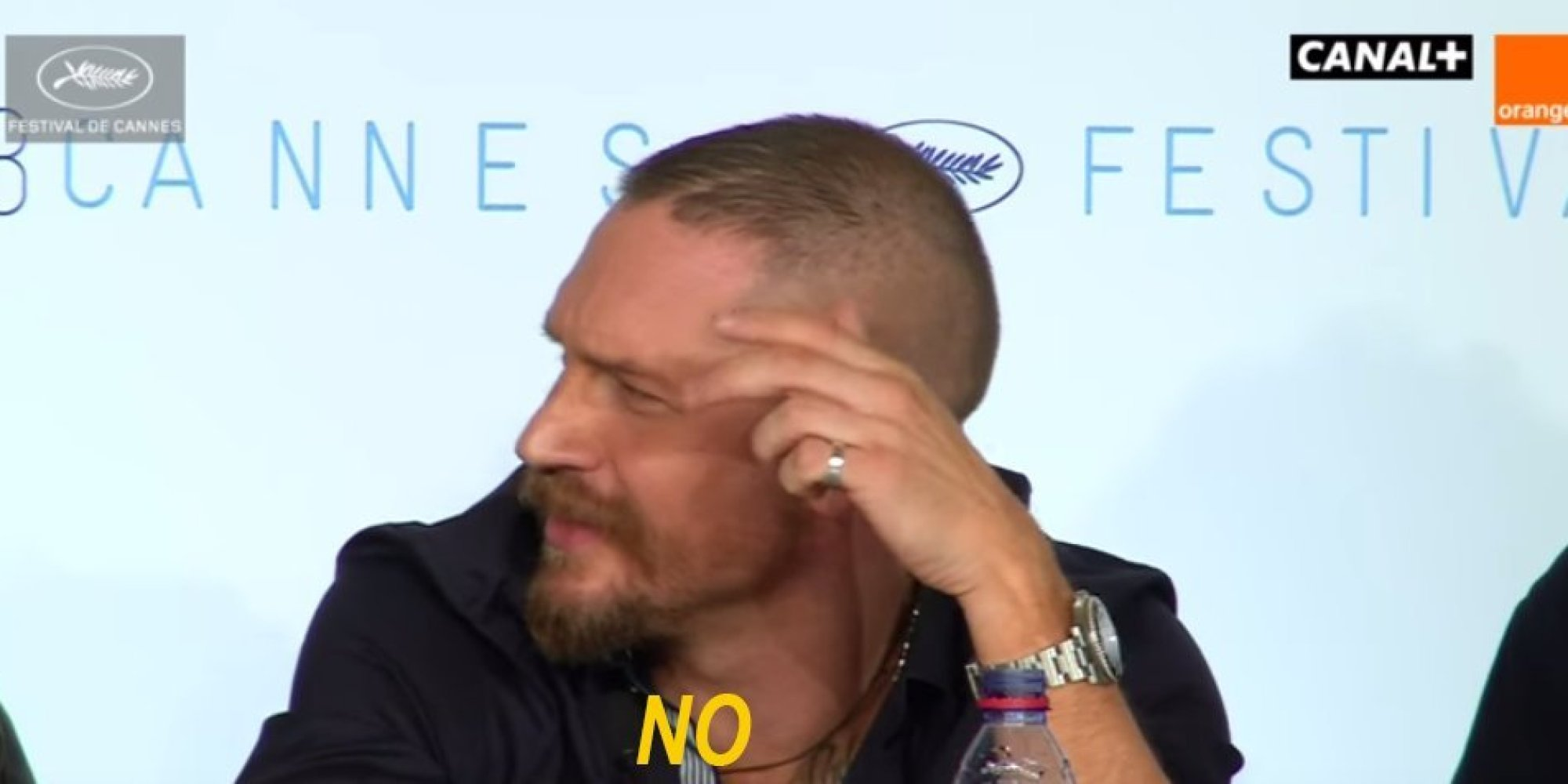 Hardy (AR) United States  city photos : Tom Hardy Left Baffled By Sexist Interview Question During 'Mad Max' Q ...