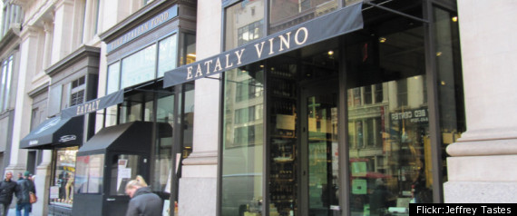 EATALY EXPANDS