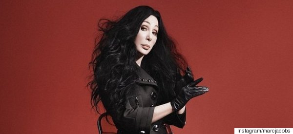 See Cher's Beautiful New Campaign For Marc Jacobs