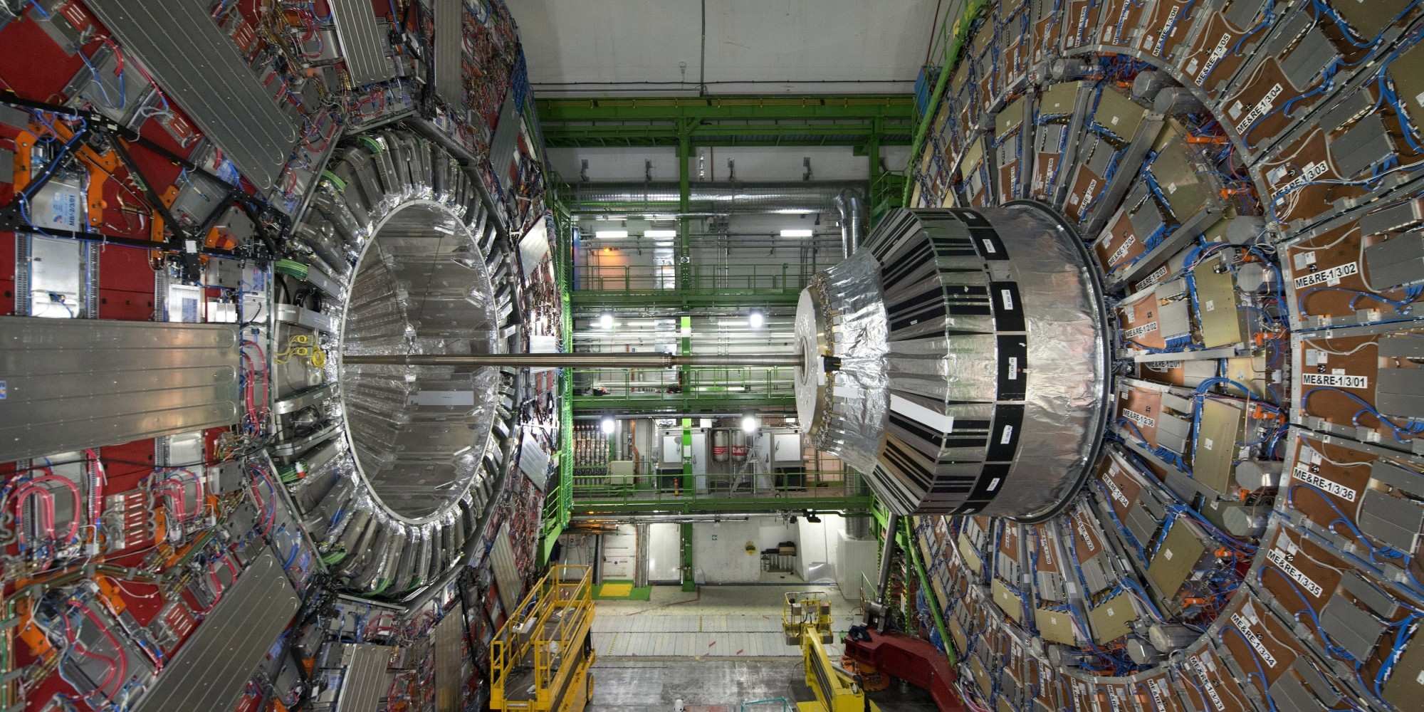 The Large Hadron Collider Broke A Record By Smashing ...
