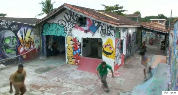 brazilian skate park
