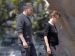 Ben Affleck & Jennifer Garner Spotted Together Amid Divorce Rumors