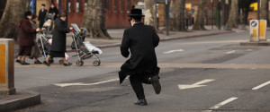ORTHODOX JEW LONDON