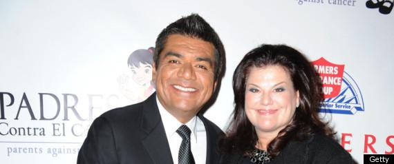 George Lopez Divorce Finalized From Ex-wife Ann Serrano