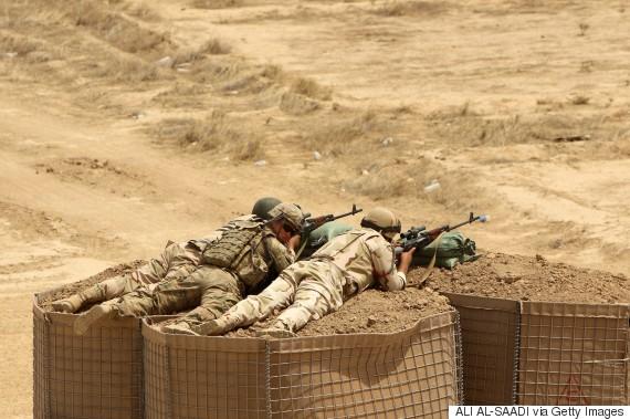 iraq war baghdad