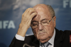 Sepp Blatter | Bild: PA