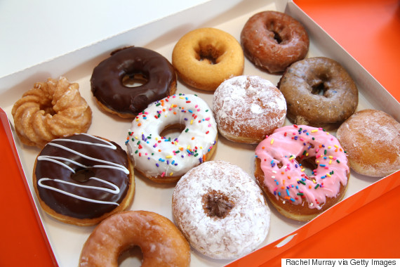 Dunkin Donuts Ice Cream Cake Menu