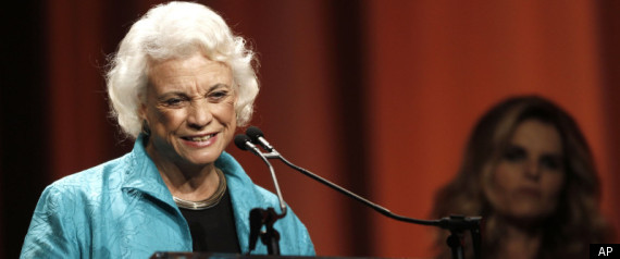 SANDRA DAY OCONNOR VIDEO GAMES