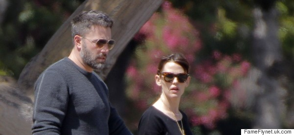 Ben And Jennifer Step Out Amid Divorce Rumours