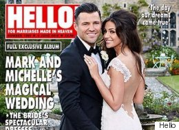 Michelle Keegan's Wedding Dress Designer And Beauty Regime Revealed