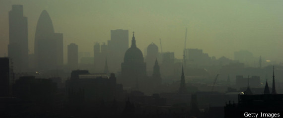 LONDON AIR QUALITY
