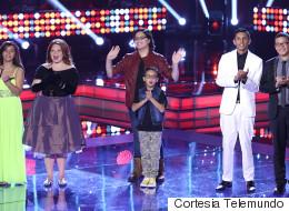 Conoce a los seis finalistas de 'La Voz Kids'