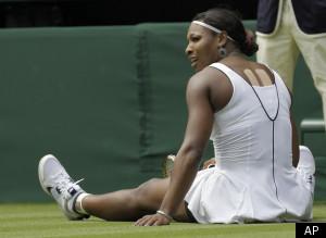 Serena Williams Rankings