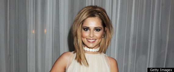 CHERYL COLE BLONDE HAIR