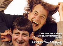 Nigel Farage And David Cameron Are 'Referendum & Referendumber'