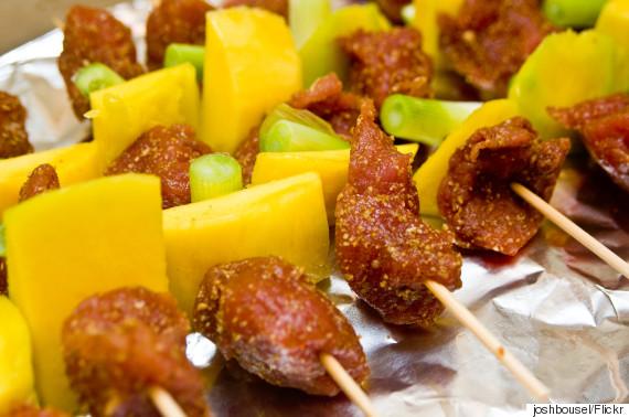 mango kebab