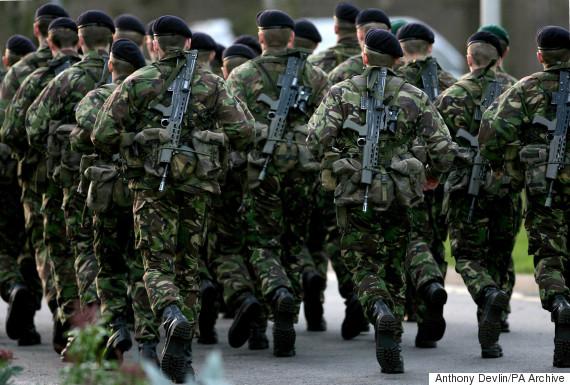 commando training centre at lympstone