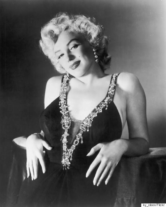 marilyn monroe portrait 1955