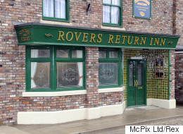 'Corrie' Cast 'Worried About On-Set Ghosts'