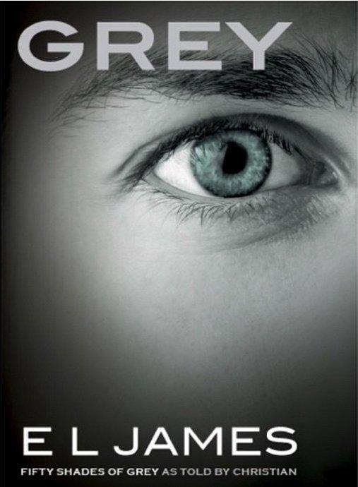 nuevo libro grey portada
