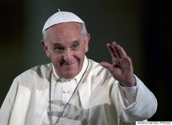pope francis gay marriage